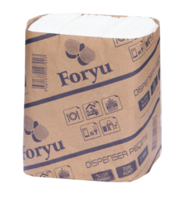 Foryu Ultra Dispenser Peçete 3 Kat 250*18